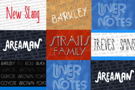 Family Font Discount Pack