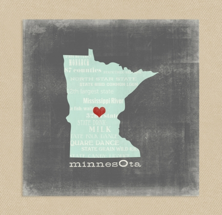 MinnesOta Wall Art