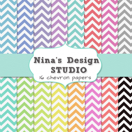 Chevron Digital Papers