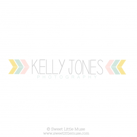 Kelly Chevron Pre-Made Logo