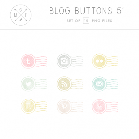 Stamp Blog Buttons