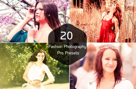 20 Fashion Photography Pro