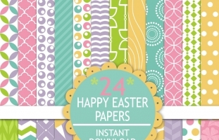 Happy Easter Papers