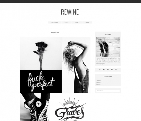 Rewind Wordpress Themes