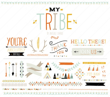 My Tribe (Clipart)