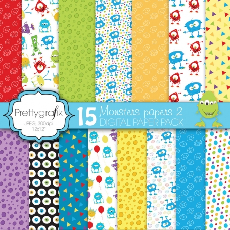 monster digital paper  (commercial