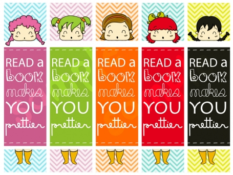 Printable 'Books make you