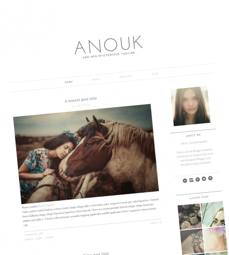 Anouk Simple & Clean