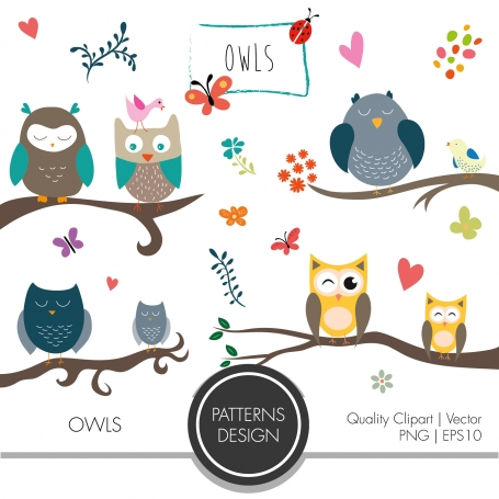 34 clipart & 1 vector file