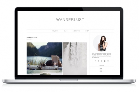 Responsive Wordpress Theme -