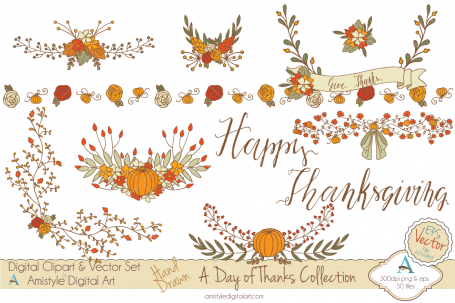 A Day of Thanks Collection -