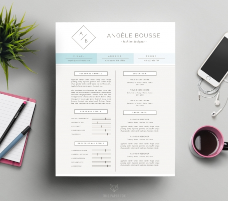 Simple Resume Template & FREE