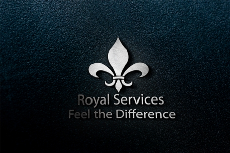 Royal Services Logo Design