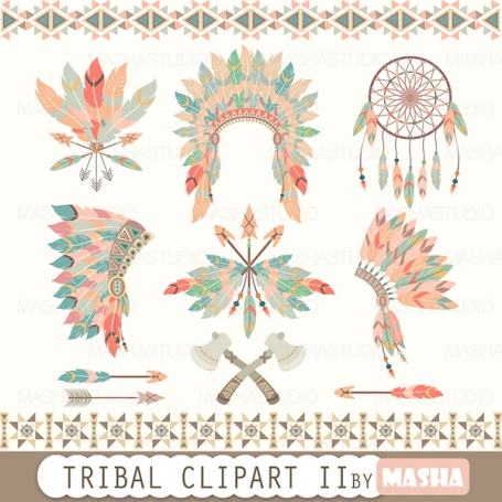 Tribal Clipart