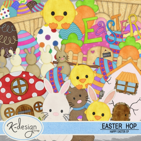 Easter Hop Element Pack