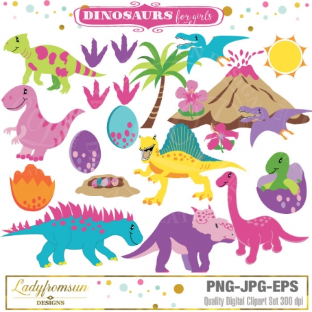 Dinosaurs Clipart