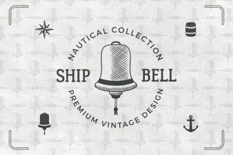 Vintage Nautical Logo Collection