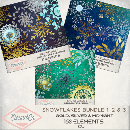Snowflakes Bundle