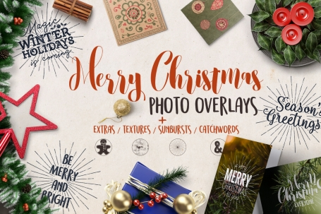 Christmas Overlays & Extras