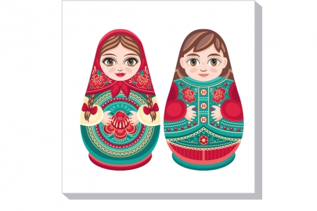 doll, wooden, russian doll,