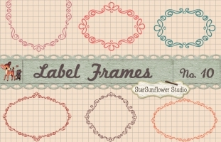 Journal Tags - Label Frames