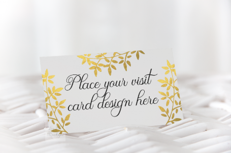 Business Visit Card Stationery