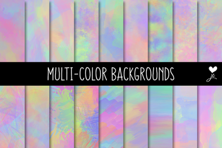 Multi-color Backgrounds