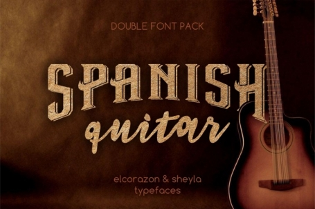 Double font set - Elcorazon &