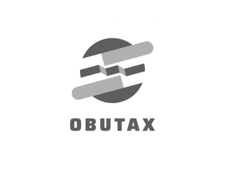 Abstract Round - OBUTAX Logo
